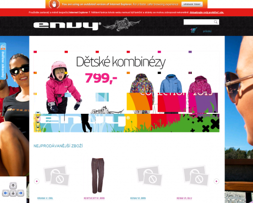 Screen shop.envy.cz