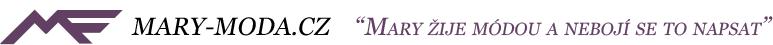 Logo Mary-moda.cz