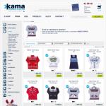 Kama.cz - obchod s dětským oblečením