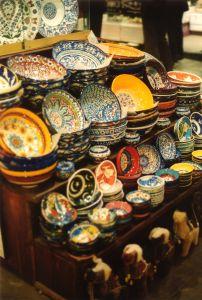 Největší bazar na světě Grand Bazaar