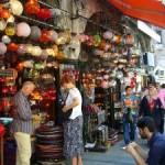 Nakupování v Istanbulu, Turecko